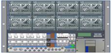 嵌入式通信电源系统-7U-48V400A